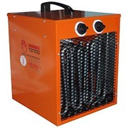 Тепловентилятор Профтепло ТТ-9ТК оранжевая