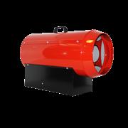 Газовая тепловая пушка Профтепло КГ-18ПГ красная