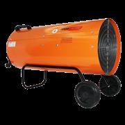 Газовая тепловая пушка Профтепло КГ-81 оранжевая