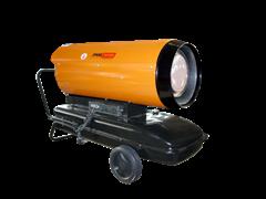 Дизельная тепловая пушка Профтепло ДК-45П оранжевая с дисплеем