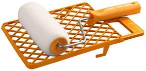 Набор малярный валик Stayer с решеткой 180мм 2-05435-18
