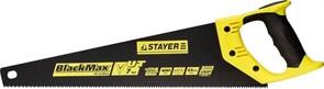 Ножовка по дереву Stayer BlackMax 7TPI/400мм 2-15081-40