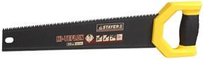 Ножовка по дереву Stayer Duplex двухсторонняя, 7-12/300мм 2-15089