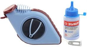 Разметочная нить Зубр в наборе с синей краской, 30м 4-06375-H2