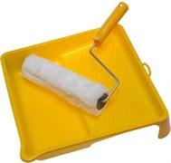 Малярный набор Stayer валик с ванночкой 0540-24