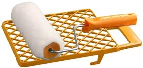 Малярный набор Stayer валик с решеткой 0541-18