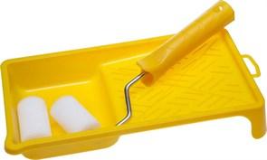 Малярный набор Stayer валик с ванночкой 0544-05-07