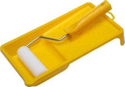 Малярный набор Stayer валик с ванночкой 0544-10