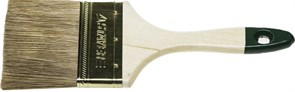 Плоская кисть Stayer Lasur-Standard 75мм 01031-75
