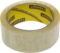 Упаковочная лента Stayer Master прозрачная, 38мм 1204-38