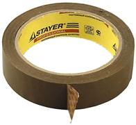 Упаковочная лента Stayer Master коричневая 25мм 1207-25