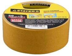 Монтажная лента Stayer Profi на полипропиленовой основе, 50мм, 5м 1221-50-05