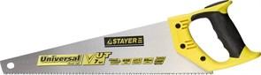 Ножовка по дереву Stayer Universal 7TPI/450мм 1510-45_z01