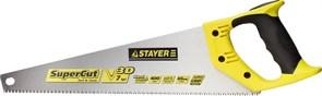 Ножовка по дереву Stayer SuperCut 7TPI/400мм 1512-40