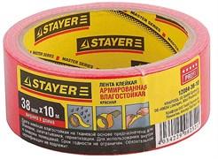 """Монтажная лента Stayer """"Master-Universal"""" армированная, 38мм 12084-38-10"""