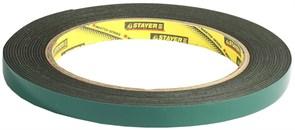 Монтажная лента Stayer Profi на вспененной основе, 9мм, 5м 12233-09-05