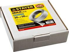 Лента углозащитная Stayer Master металлизированная, 30м х 50мм 12478-50-30