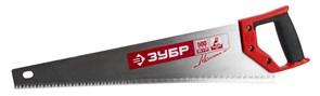 Ножовка по дереву ЗУБР Мастер-Молния 6мм/500мм 15075-50_z01