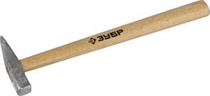 Слесарный молоток ЗУБР Мастер деревянная рукоятка, 200г 20015-02