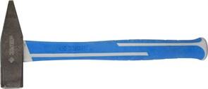 Слесарный молоток ЗУБР Эксперт фибергласовая рукоятка, 800г 20035-08