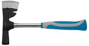 Молоток-топорик ЗУБР металлическая рукоятка, 600г 20257-600_z01