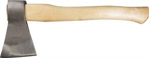 Кованый топор ЗУБР деревянная рукоятка, 800г 20625-10