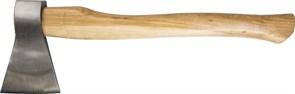 Кованый топор ЗУБР деревянная рукоятка, 1000г 20625-13