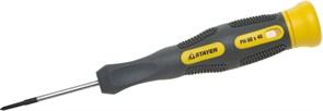 Прецизионная отвертка Stayer Max Grip-Professional PH0 40мм 25826-00-040 G