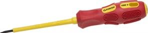 Диэлектрическая отвертка Stayer Max Grip-Professional SL2.5 75мм 25827-02-075 G