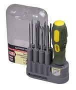 Набор отверток Stayer Max Grip 10шт 25911-H10 G