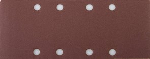 """Шлифовальный лист Stayer """"MASTER"""" 8 отверстий, P100, 5шт 93x230 35465-100"""