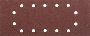 """Шлифовальный лист Stayer """"MASTER"""" 14 отверстий, P60, 5шт 115x280 35469-060"""