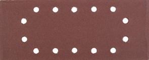 """Шлифовальный лист Stayer """"MASTER"""" 14 отверстий, P180, 5шт 115x280 35469-180"""