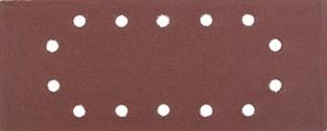 """Шлифовальный лист Stayer """"MASTER"""" 14 отверстий, P320, 5шт 115x280 35469-320"""