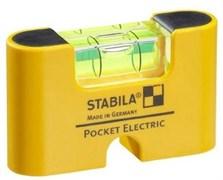 Магнитный уровень Stabila Pocket Electric 18515 (17775)