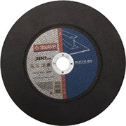 Отрезной круг ЗУБР абразивный, 300х3,0х32мм 36201-300-3.0_z01