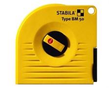 Рулетка Stabila BM 50 W 20м х 13мм 17221