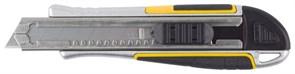 """Строительный нож Stayer """"Professional"""" сегментированный 18мм 09146"""