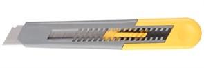 """Строительный нож Stayer """"Standard"""" сегментированный 18 мм 0910"""
