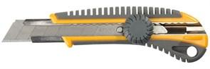 """Строительный нож Stayer """"Master"""" сегментированный 18мм 09161"""
