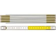 Деревянный складной метр Stabila 617 2 м 01128