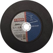 Отрезной круг ЗУБР абразивный, 400х3,5х32мм 36201-400-3.5_z01