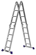 Лестница трансформер Сибин 4х4 38852