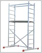 Алюминиевые подмости АЛТ-ТВ-3 3х29
