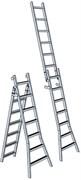 Лестница-стремянка ЛСМ-Н 13 ступеней