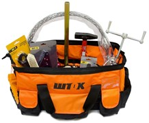 Набор инструмента ШТОК для монтажа СИП в сумке, 8шт 07035