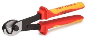 Диэлектрические усиленные ножницы КВТ Профи 240 мм