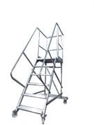 Передвижная лестница с платформой ВС-1,0 3 ступени