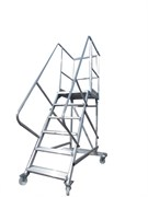 Передвижная лестница с платформой ВС-3,0 11 ступеней