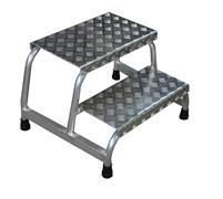 Алюминиевая монтажная подставка 2 ступени 050102